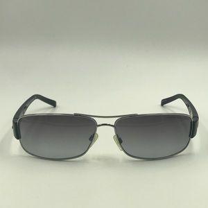 Armani Exchange AX214/s Black Rectangle Sunglasses